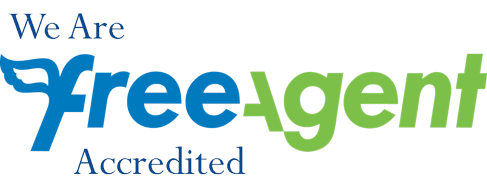 Carnegie Knox are FreeAgent Accredited